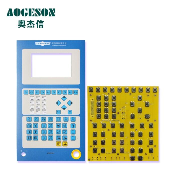 Hongxun-لوحة مفاتيح ، آلة صب بالحقن ، طراز TM2647KM1M2 ، لوحة مفاتيح الكمبيوتر