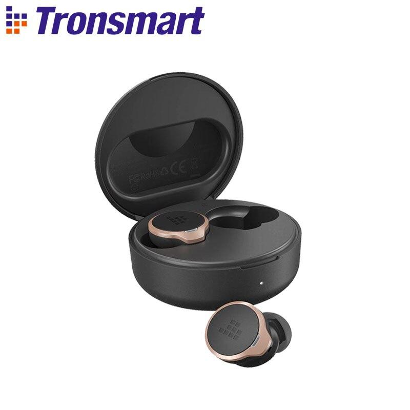 Auriculares Tronsmart Apollo Bold ANC con QualcommChip QCC5124, apt-x, auriculares inalámbricos Bluetooth con cancelación activa de ruido
