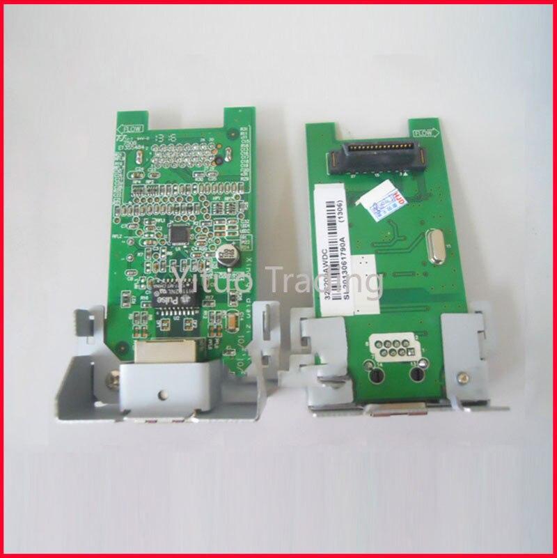 E14 copiadora placa de rede ir2318l 2320l 2420l impressão de rede placa de digitalização