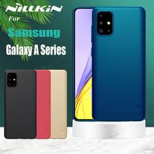 Nillkin givré étui pour Samsung Galaxy A31/A41/A50/A50S/A51/A70/A71 étui pour Samsung S20 Ultra S10 Lite S9 S8 Plus Note 10 9 8