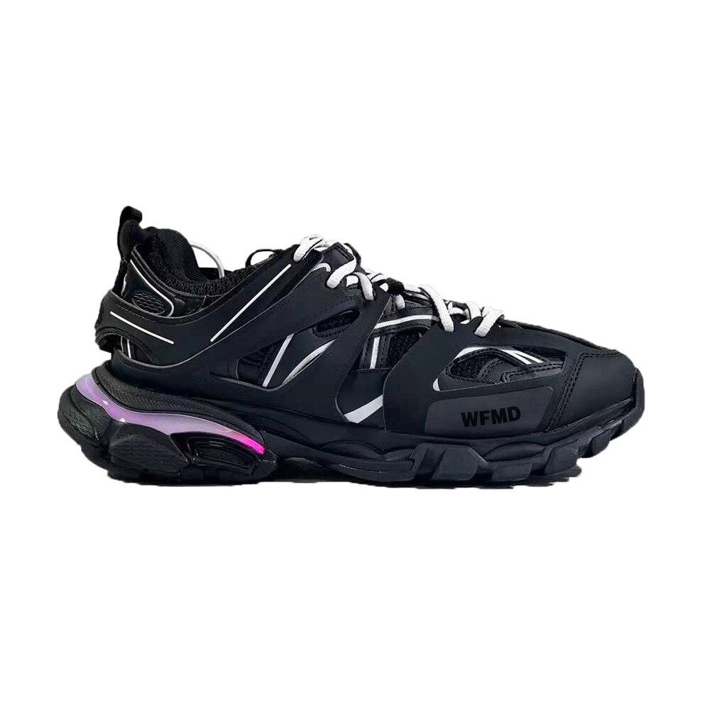 WFF BLCG Track 3.0 LED أحذية رياضية # wfmd62A