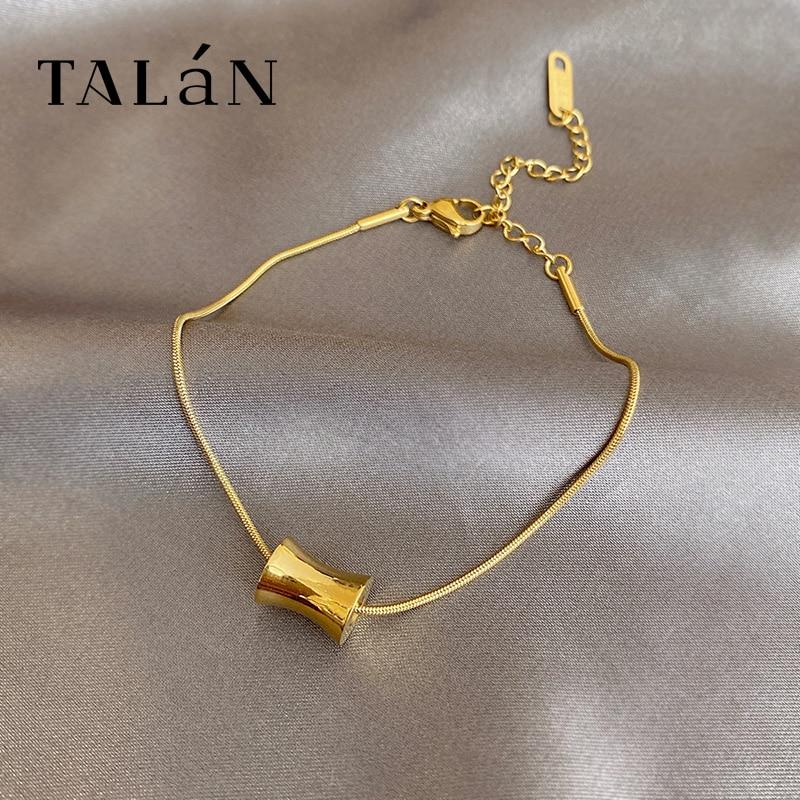 Simple Titanium Steel Waist Bracelet Ins Special-Interest Design Fashion Student Girlfriends Bracele