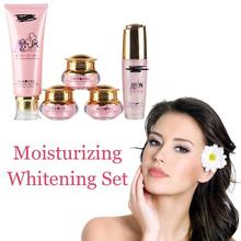 Natural Beauty Crystal Whitening Cream Set 5in1 Tender Whitening Cream Magic Cream Moisturizing Frec