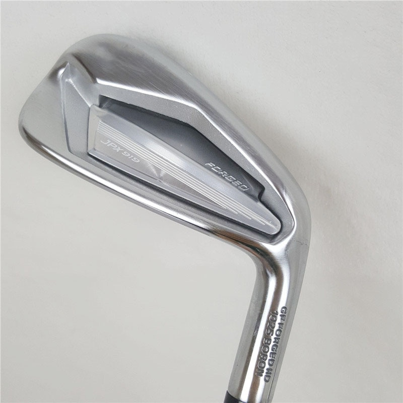 Golf JPX 919 Irons Golf Clubs JPX 919 FORGED Golf Irons 4-9PG Clubs Irons Set Steel or Graphite Shaft and Grips