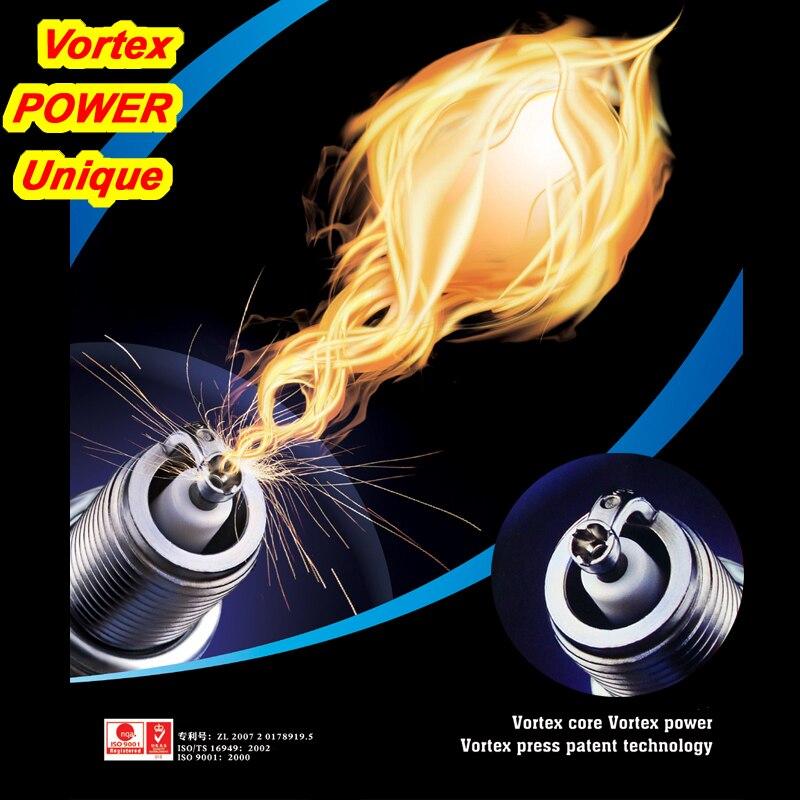1PC ponta Azul Vela motor Spark Plug VORTEX 70CC HX-C7 PARA CR7HIX CR7HSA CR7HS CR7HVX A7RTC A7TC A6RTC IUF22 Z7G U22FS A7RIU