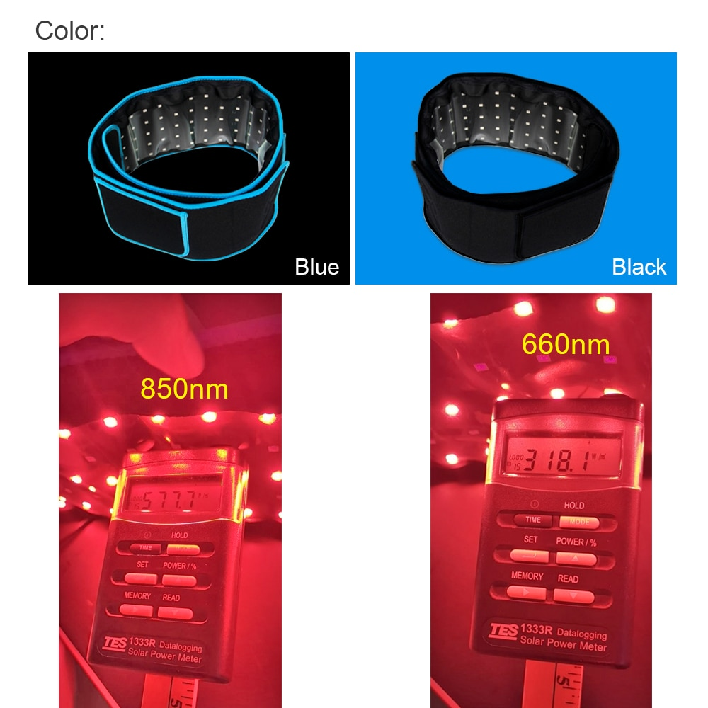 Knee Heating Massager Red Light Therapy Device Pain Relieve Near Infrared Pad for Arthritis Legs Care Warmer Protection Health enlarge
