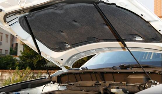 Pour Mazda 3 Axela BM BN 2013-2018 2 pièces capot avant automatique modifier les entretoises à gaz