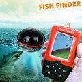 Рыболокатор ffw718 беспроводной с датчиком, устройство для поиска рыбы, для реки, озера, морского побережья, 131ft/40M, меню на русском языке - фото