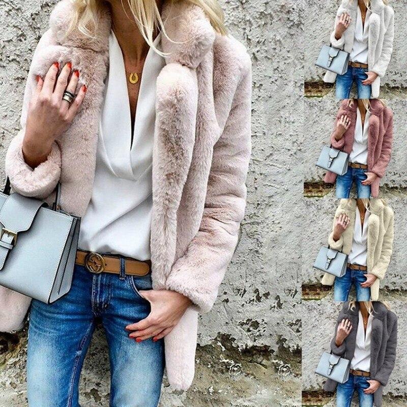 Женская куртка с длинным рукавом Donsignet, однотонная куртка с лацканами, пальто в стиле милитари, большие размеры, Осень-зима 2021
