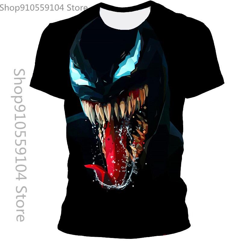 Camiseta con estampado 3d para hombre, camisa masculina de manga corta con...
