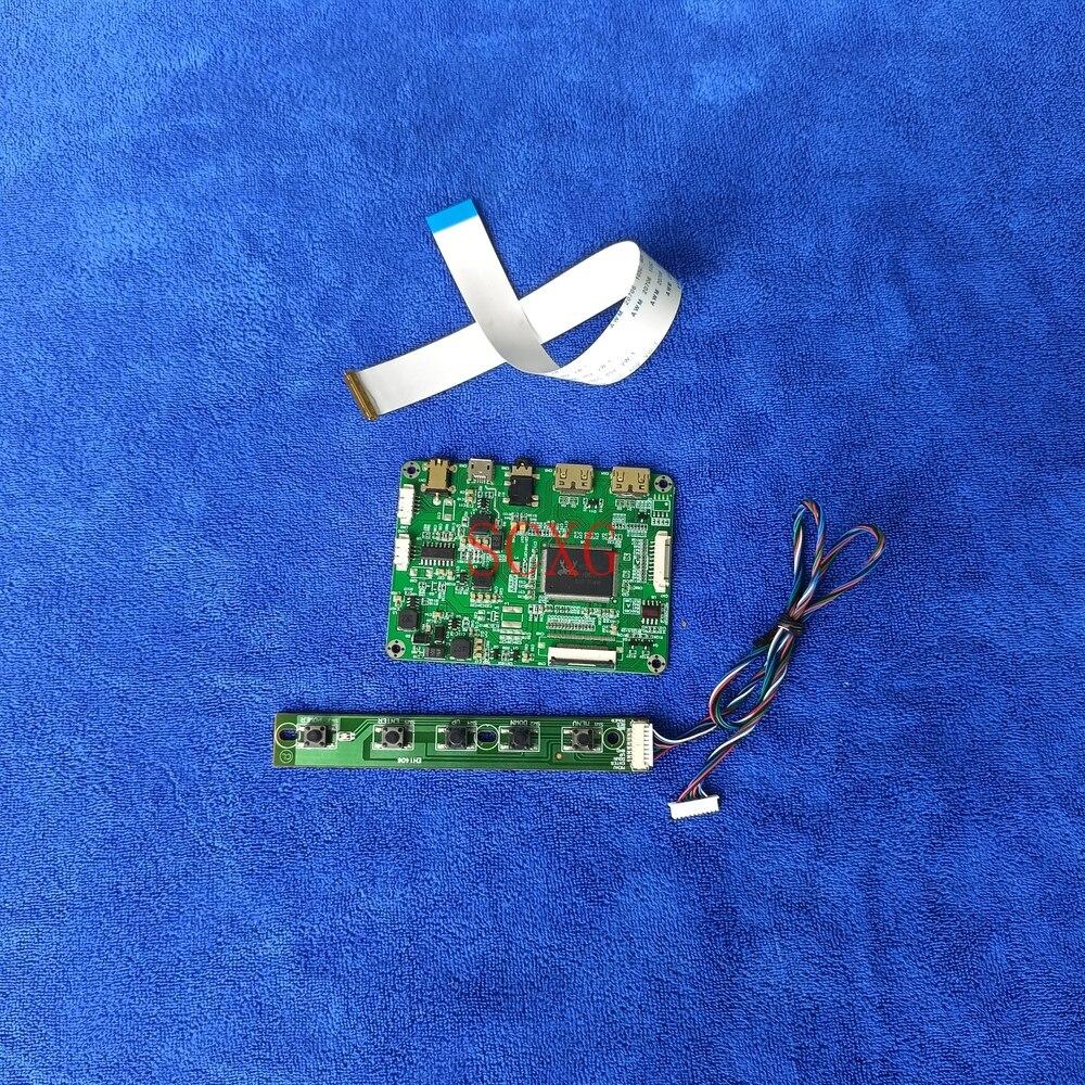 30-Pin eDP لوحة تحكم مجلس عدة 1920*1080 LCD مايكرو USB 5 فولت HDMI-متوافق 2Mini Fit LP133WF4-SPA1/SPB1 LP133WF7-SPA1/SPB1