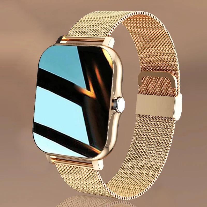 2021 New Women Smart watch Men 1.69