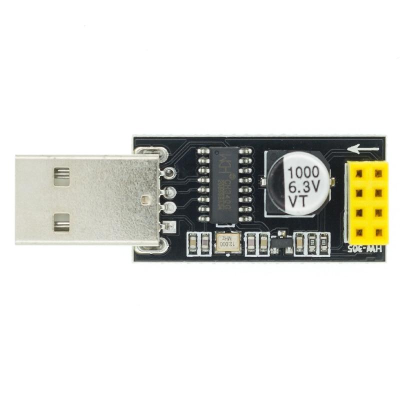 10 pces usb para esp8266 série sem fio wifi módulo placa de desenvolvimento 8266 wifi módulo b63