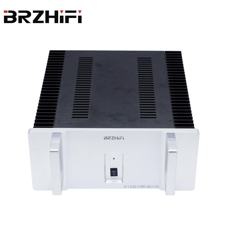 مكبر كهربائي BRZHIFI كلاسيكي مستنسخ مارك ليفينسون ML2 JC3 من الفئة أ 25 وات صوت ستيريو HiFi Amp مسرح منزلي صوتي