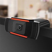 NEUE Webcam 480p 720p 1080p USB Kamera Drehbare Video Aufnahme Web Kamera mit Mikrofon Netzwerk Live Kamera für PC Computer