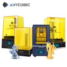 Imprimante 3D photonique Mono/Mono X/Photon Mono SE 405nm imprimantes à résine UV Machine de lavage et de traitement 2 in 1SLA/LCD impresora 3d