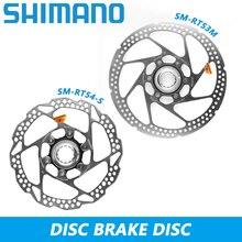 Shimano SM-RT54 160mm Centerlock Disc Brake Rotor SM-RT53 180mm Mountain Bike Center Locks Brake Rotor MTB Bicycle Parts