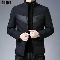top grade winter designer brand premium casual fashion jacket men duck down windbreaker outerwear puffer coats mens clothing