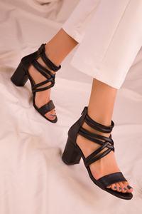 Черные женские классические туфли на высоком каблуке, модные офисные туфли на шпильке