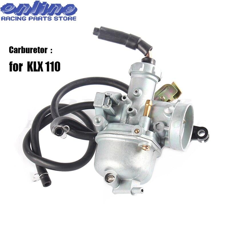 Cable choque 22mm carburador para Kawasaki KLX110 KLX 110, 2002-2010, 2011, 2012, 2013 de la motocicleta