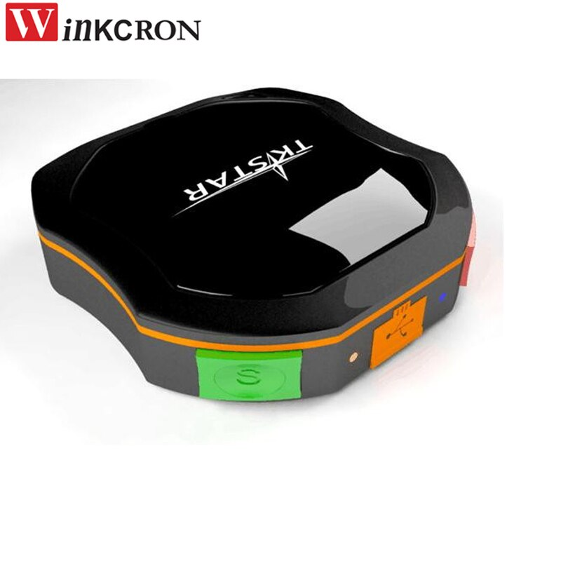 Voiture GPS étanche IP67 GPS Tracker GSM / GPRS rastreador véhicule véhicule véhicule en temps réel GPS navigation dispositif