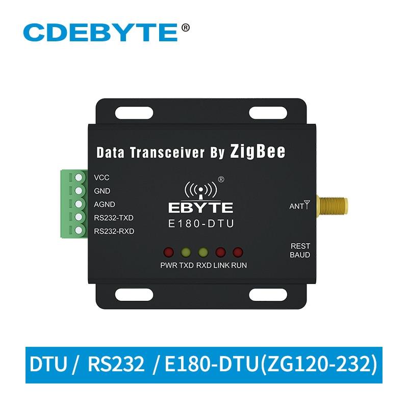 E180-DTU-ZG120-232 ZigBee 3.0 Ad Hoc Networking RS232 IoT Wireless Transceiver Radio Modem ivan stojmenovic mobile ad hoc networking