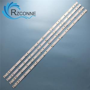 "LED Backlight strip 9 LAMP For Haier 42""TV LE42AL88U51 CRH-K42TS3535T0409664-Rev1.1 LE42AL88G30 V420HJ2-P01 ZX42JTX332MO9A0"