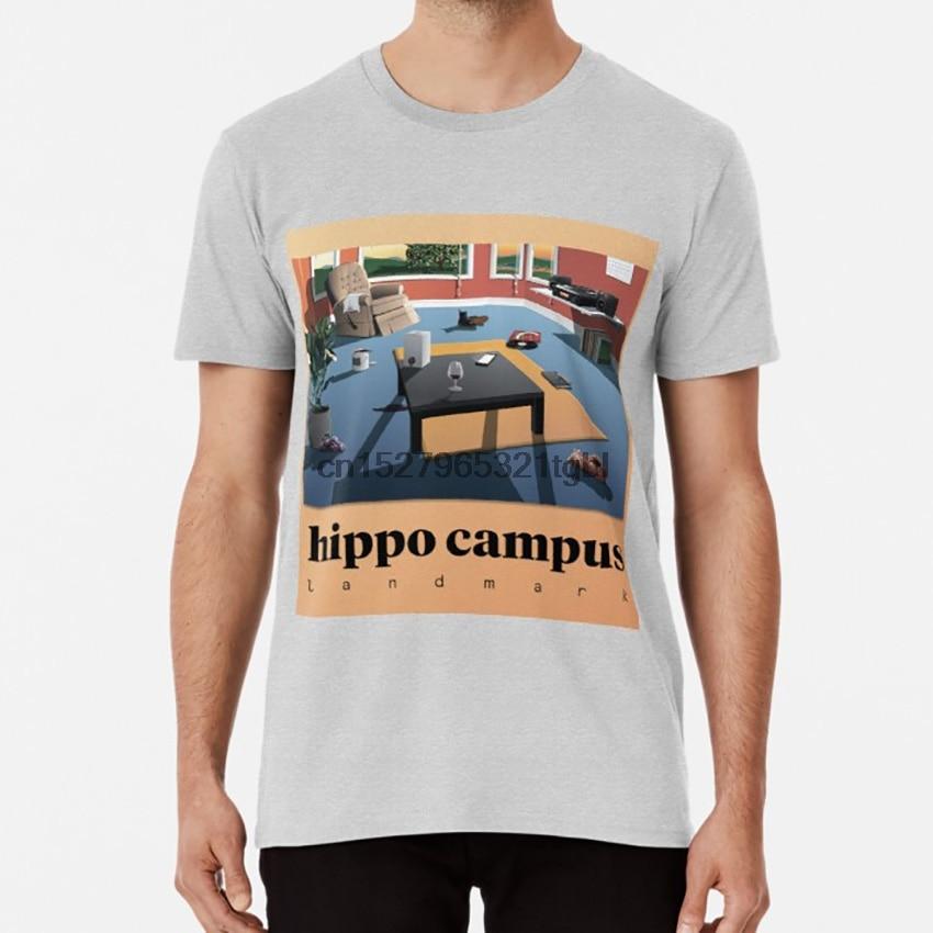 Camiseta TOUR del Campus de hipopótamo (MN)