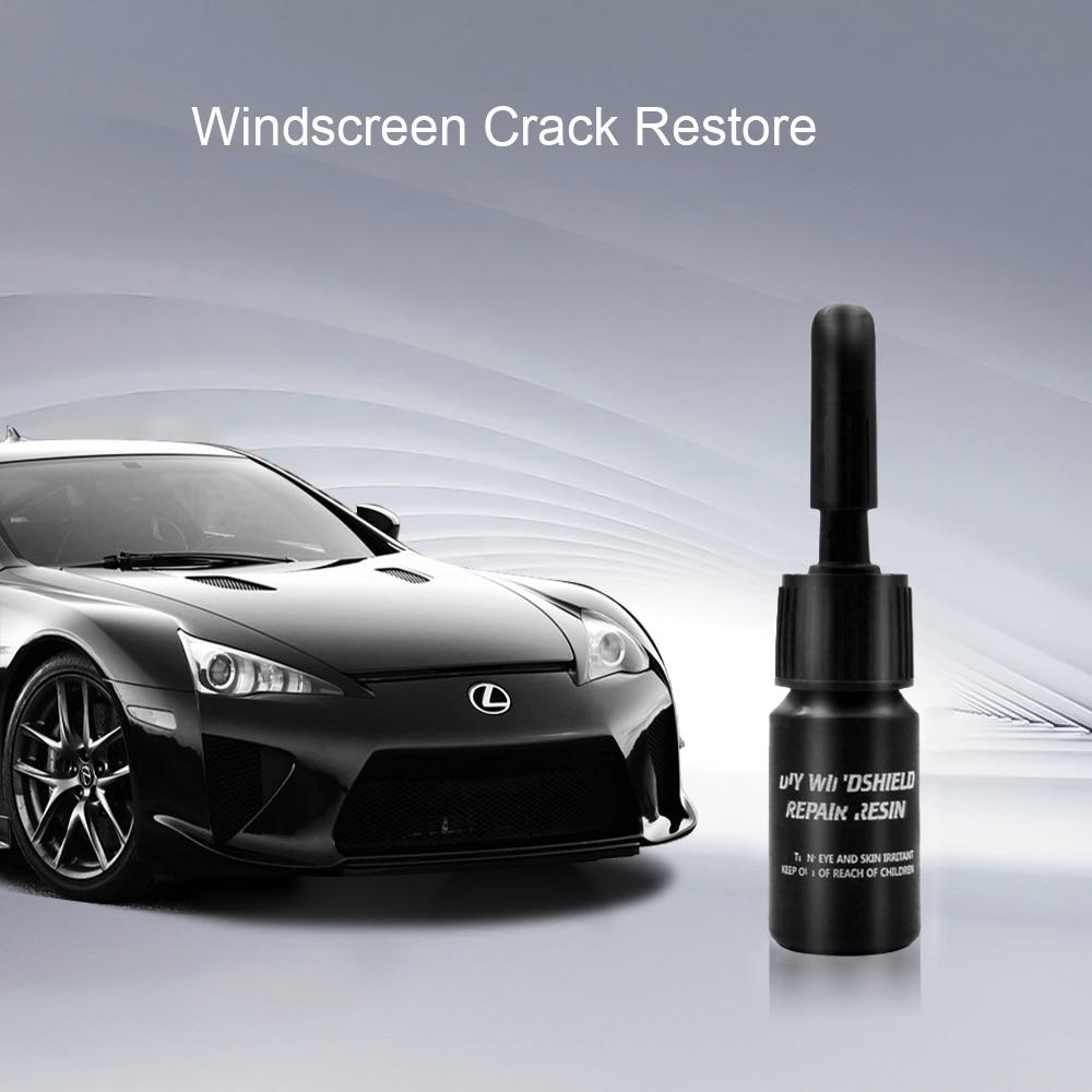Инструмент для ремонта треснувшего автомобильного лобового стекла, набор для ремонта экрана автомобильного окна телефона, клей для отверж...
