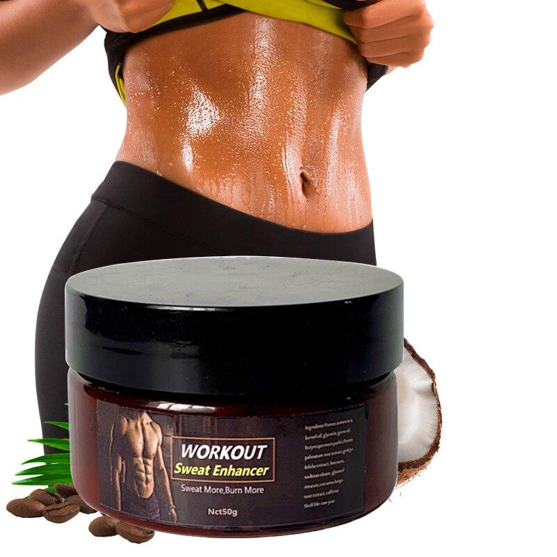 50g Crema para quemar grasa anticelulitis cuerpo completo adelgazamiento pérdida de peso Crema para masaje pierna cuerpo cintura eficaz reducir la crema corporal