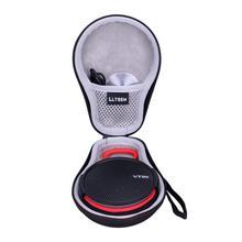 LTGEM étanche EVA étui rigide pour Vtin SoundHot Q1 Portable étanche Bluetooth haut-parleur