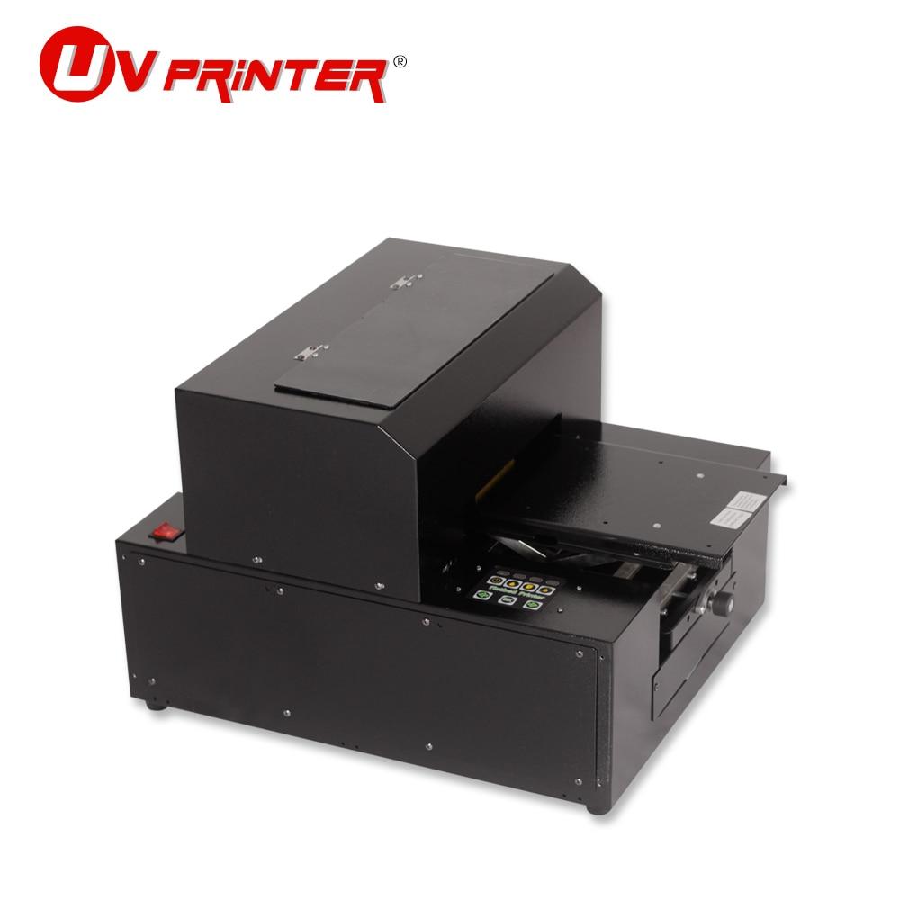 Small Acrylic PVC Card Glass Mobile Phone Case Flat UV Inkjet Printer Packaging Box Garment Printing
