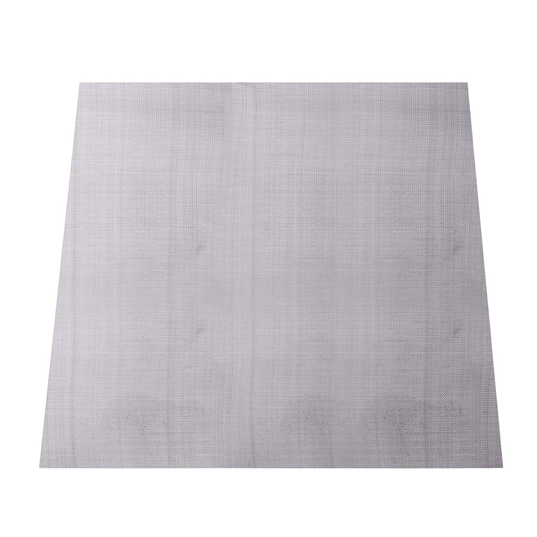 1pc 316 Stainless Steel Filtration Woven Wire Filter 30X30cm 300 Mesh Strainer Cloth Screen Petroleu