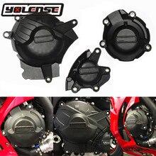 Pour SUZUKI GSX-R1000 GSXR1000 GSX R1000 2017 2018 2019 moto moteur Stator couverture garde Protection côté bouclier protecteur