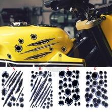 For honda vtr 1000f bmw r1200gs adventure yamaha xjr400 yamaha virago 250 For honda xr250 Motorcycle Sticker Car Styling