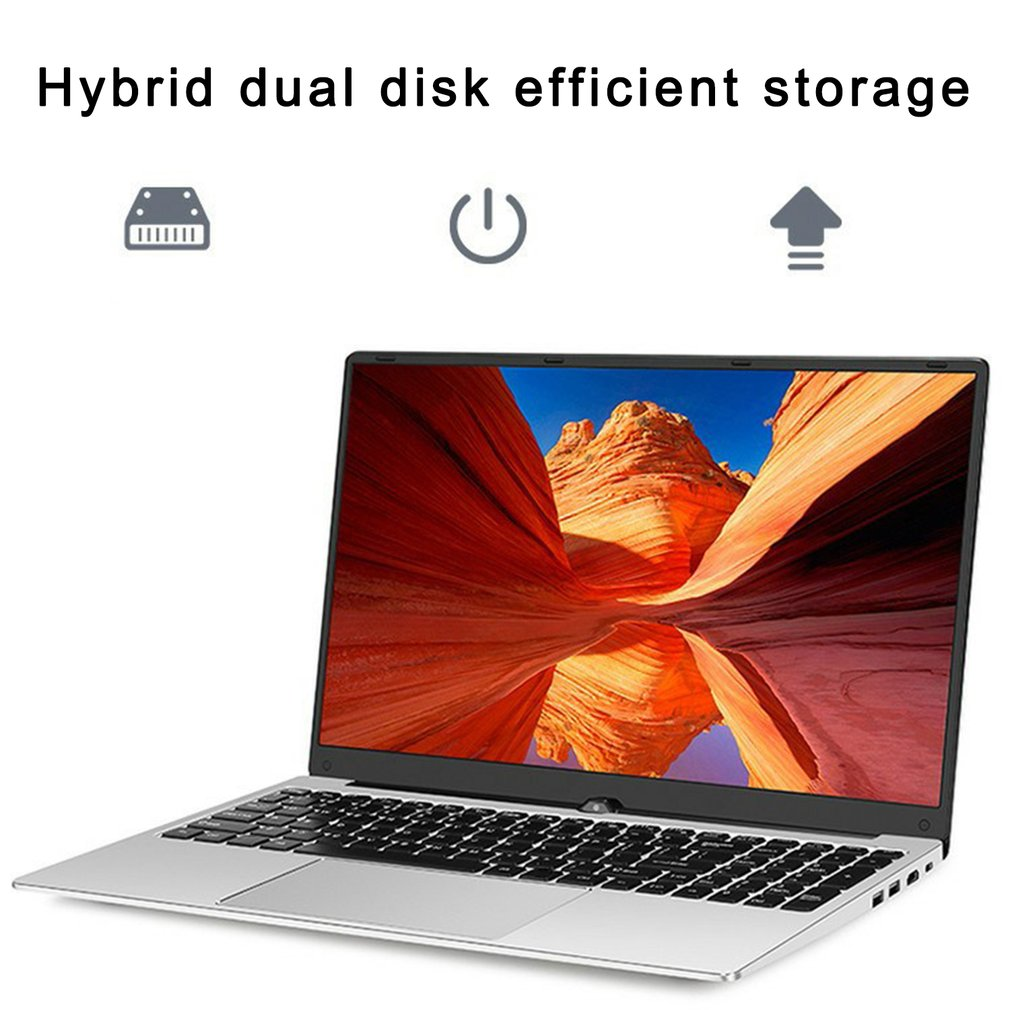 NEW Core I7 Laptop 15.6-inch Thin And Light Office Student Game Notebook Independent Graphics Card