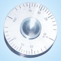 YQH الرطب فيلم قياس سمك عجلة قياس الرطب فيلم سمك مقياس الأسطوانة سمك مقياس نوع العجلة