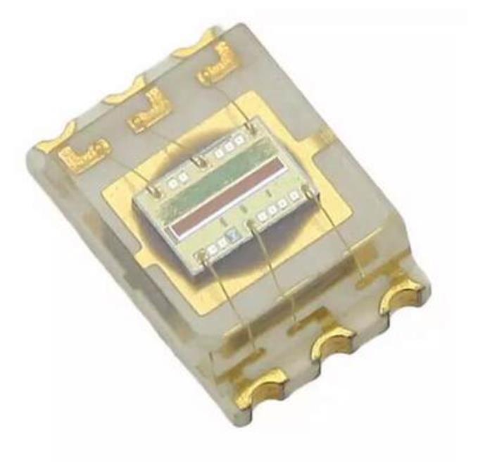 Nuevo TSL2561T TSL2561 TMB-6 nuevo y Original en stock