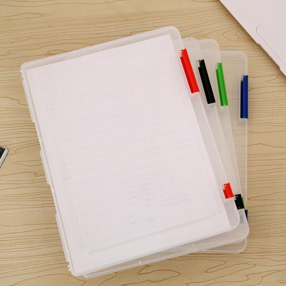 Документ чехол практичный износостойкий прозрачный документ Пластик чехол для журналов документ чехол Чехол для журналов чехол