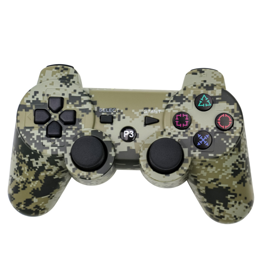 Inalámbrica Bluetooth Gamepad Play Station 3 Joystick consola para Dualshock 3 Control De Joypad PC para SONY PS3 Control DE