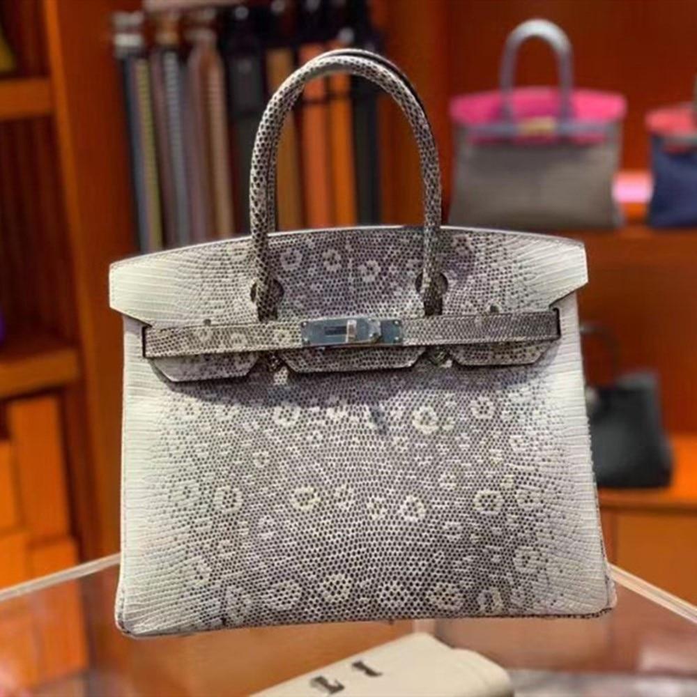 Handmade Designer Bags Famous Brand Women 2020 Luxury Handbags Woman Genuine Leather Runway Female Europe Top Quality 093