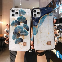 Fashion Phone case For Apple iphone case 12 11 pro max 7 8 plus XR XS MAX Shockproof Back Cover for