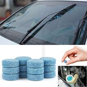 Image 1 - Не мороз 50 градусов автомобильные аксессуары очиститель стеклоочистителя для водоотталкивающего изопропанола очиститель автомобиля от царапин на окно автомобиля
