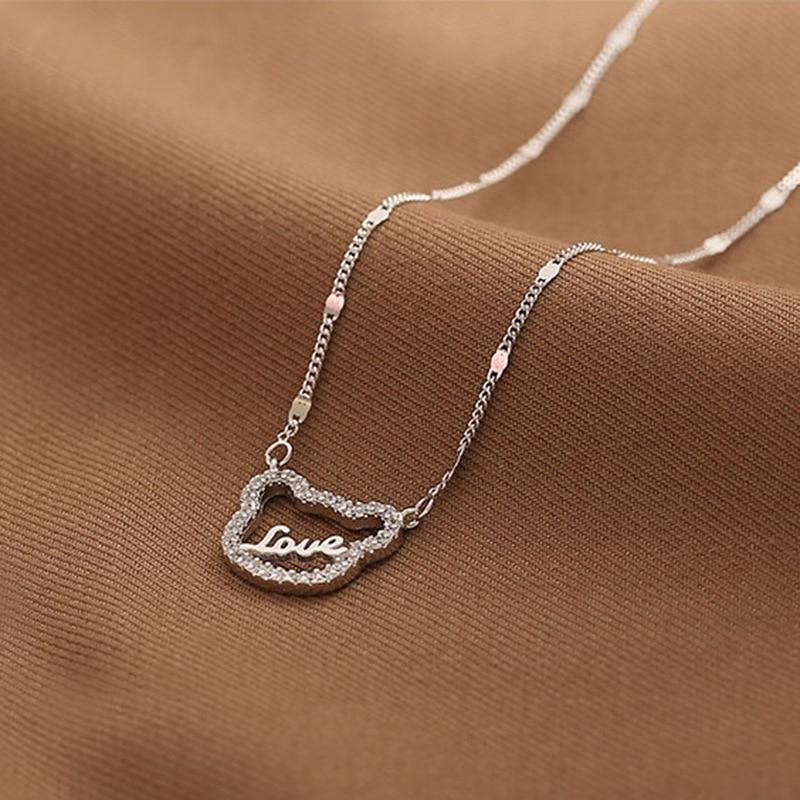 925-Стерлинговое-серебро-подвеска-в-виде-медведя-Ожерелье-для-женщин-Творческий-многослойное-украшение-на-шею-в-вечерние-ювелирные-изделия