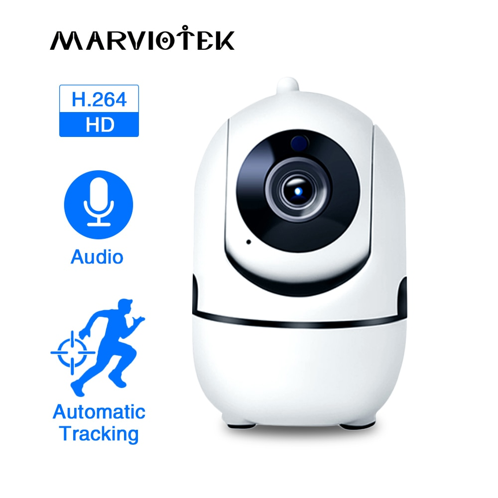 1080P Full HD Wireless IP Camera Wifi IP CCTV Camera Wifi Mini Network Video Surveillance Auto Tracking Camera Night Vision 3MP