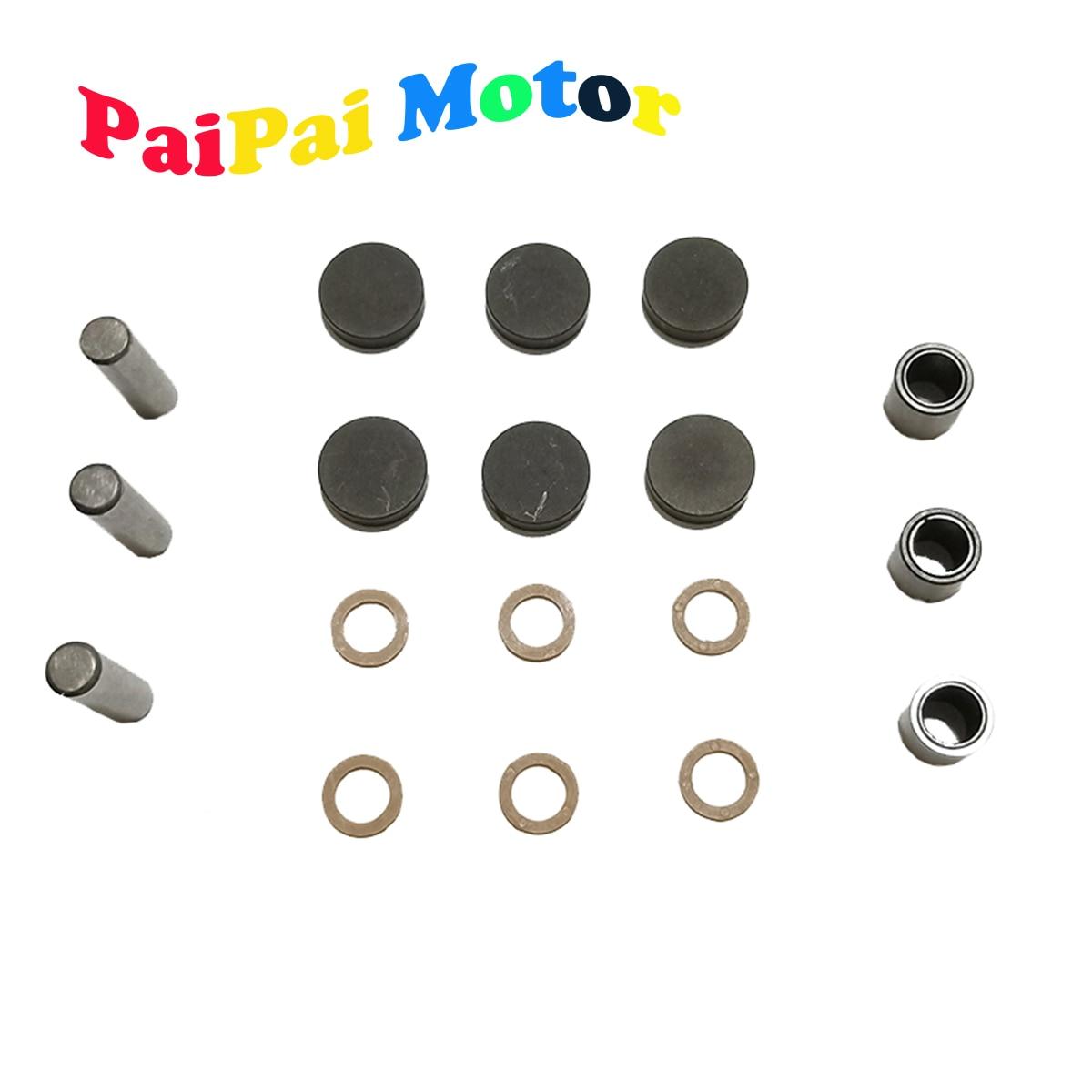 Polaris RZR 1000 XP Primary Clutch Rebuild Kit Weight Pin Roller Washer Rods Set enlarge