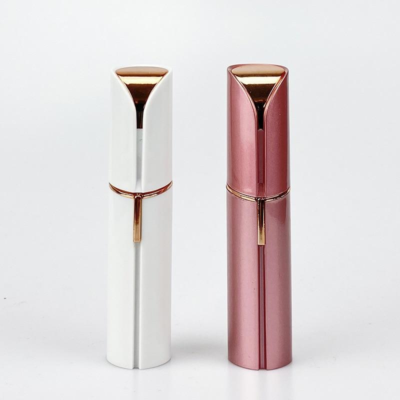 Home Mini Lipstick Facial Brows Body Electric Shaving Hair Remover Battery Eletric Trimmer Epilator