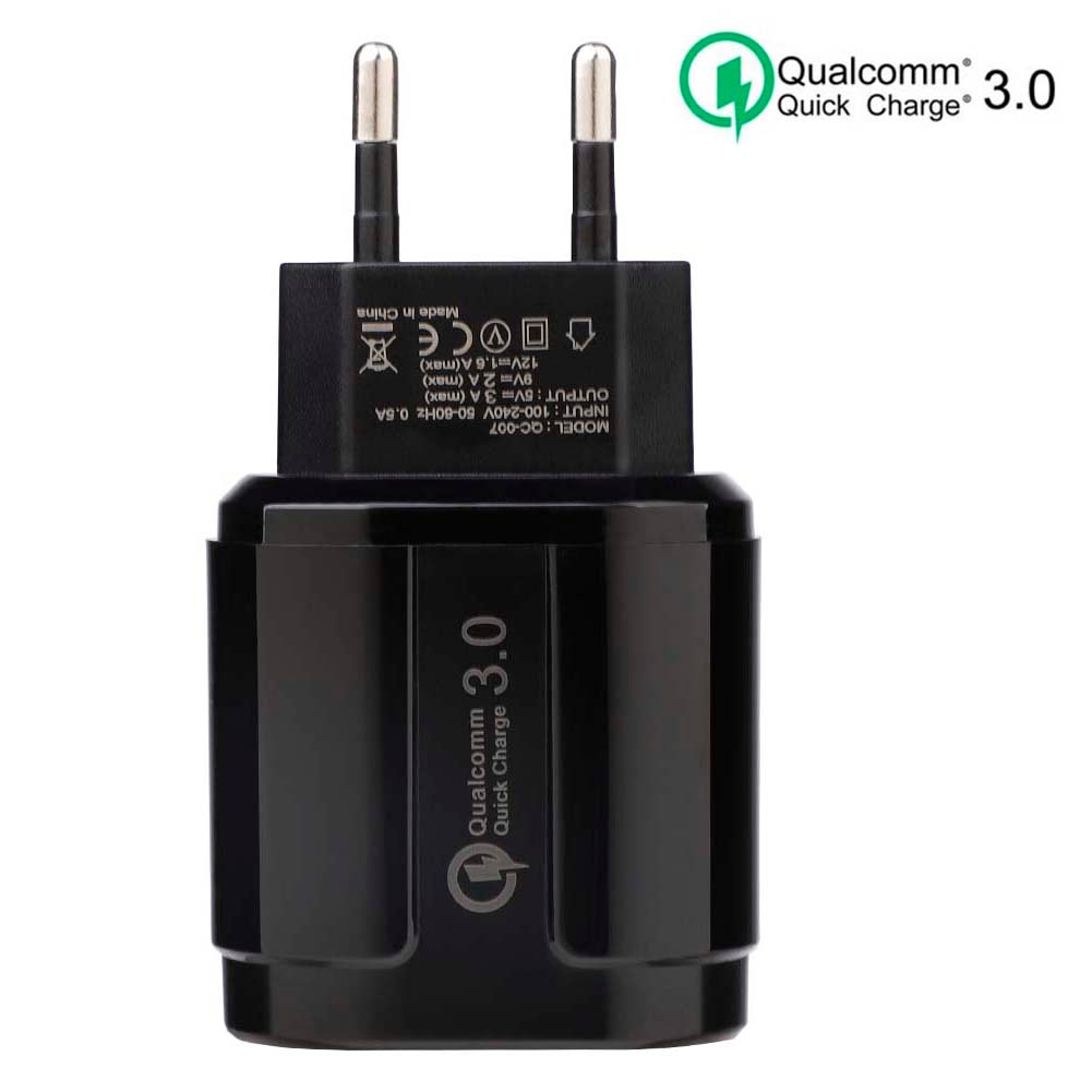 Wall Charger 1/2 Port Fast Charger with 18W USB Power Adapter, Foldable Power Port PD 2 for iPhone 12 series Charging enlarge