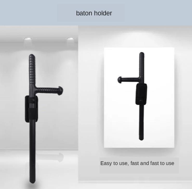 AliExpress - Universal  T Type Baton Holder Stick Holster Tactical Molle Nylon Holster Duty Belt Carry Case