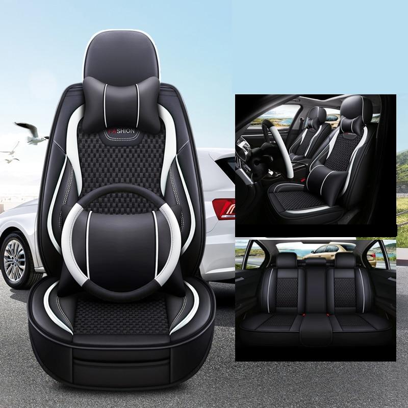 Cubierta de asiento de coche para DS Citroen c3 berlingo aircross c4...